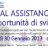 Mutual Assistence -  In evidenza