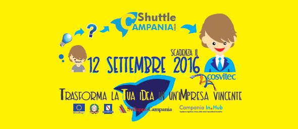 Proroga 12 settembre 2016 Progetto Shuttle Campania