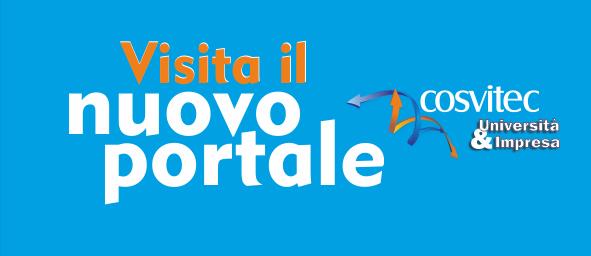 Nuovo portale Cosvitec